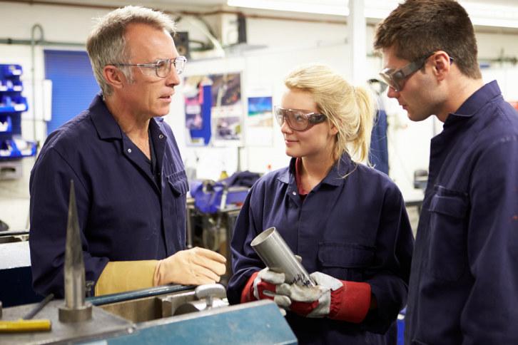 Over 5500 av NHOs medlemsbedrifter har svart: De neste fem årene har de størst behov for kompetanse innen håndverksfag og ingeniører- og tekniske fag.