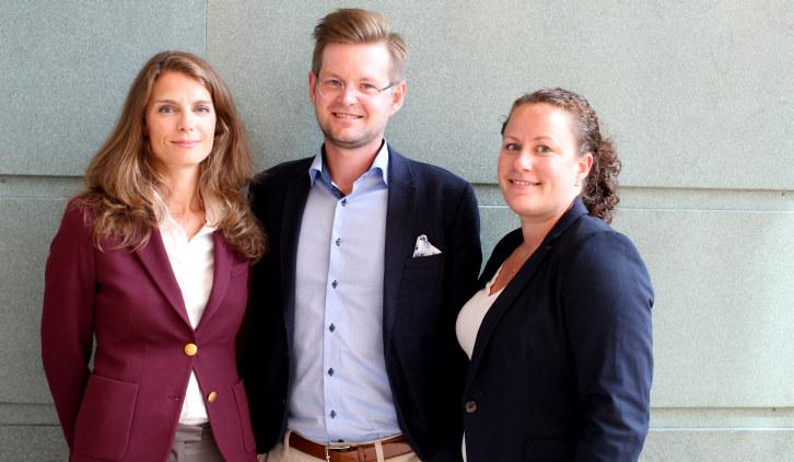 Kristin Mørkedal, Aleksander Rød og Inger Unn Olsen er tre av våre kursholdere.