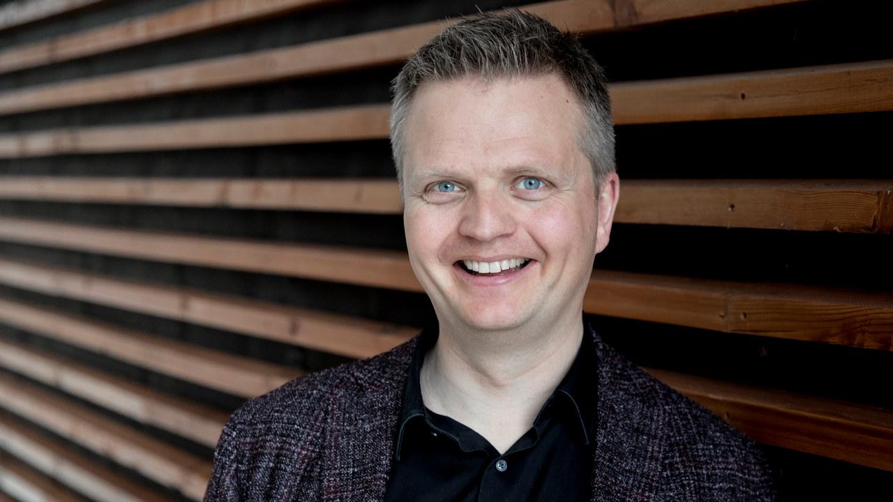 Portrett av Vegard Kolbjørnsrud, Accenture og Handelshøyskolen BI