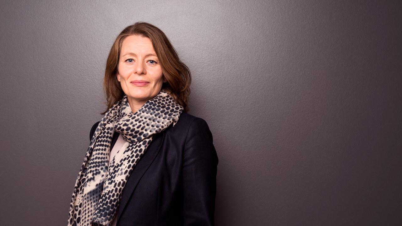 Kathrine Myhre, administrerende direktør i Oslo Medtech.