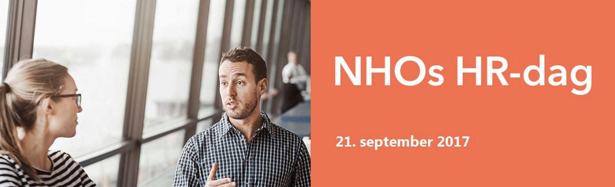 Videooverføring fra HR-dagen starter 21. september kl 08.55