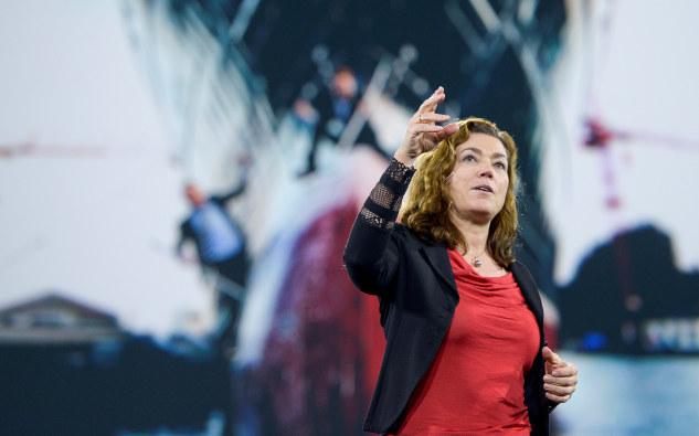 NHO- sjef Kristin Skogen Lund har en klar oppfordring til den nye regjeringen.