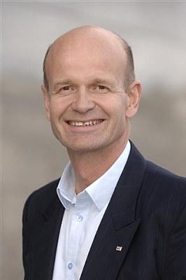 Portrett av presidenten i Norges Røde Kors