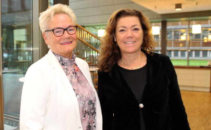 - Regjeringen må sette et klart mål for forenkling for bedriftene, sa NHO-sjef Kristin Skogen Lund da hun åpnet Forenklingskonferansen.