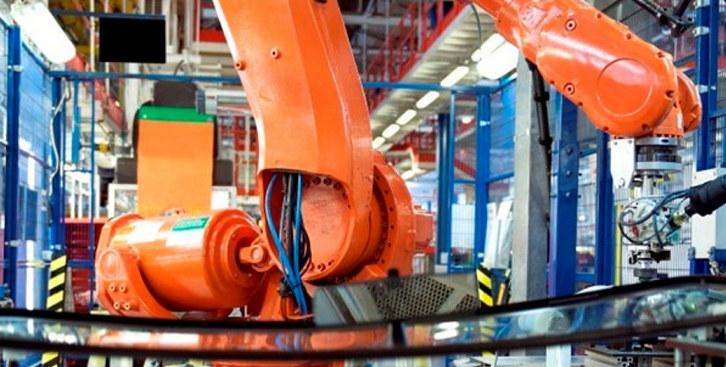Robot Industri Maskin