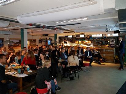 - Vi trenger en kraftsamling i norsk næringsliv for å bygge et digitalt konkurransedyktig Norge, sier Tor Olav Mørseth, administrerende direktør i DigitalNorway.