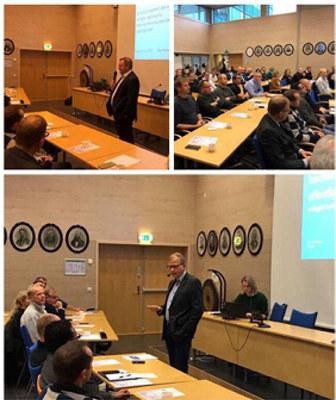 Ny storkommune i Indre Østfold betyr nye spennende muligheter. Rekordmange møtte opp i dag til Innkjøpskonferansen i Askim rådhus.