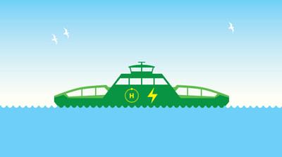 Norled, Fjord1 og Boreal er med i konkurransen om å utvikle og drive verdens første hydrogenferje som vil seile i Rogaland.