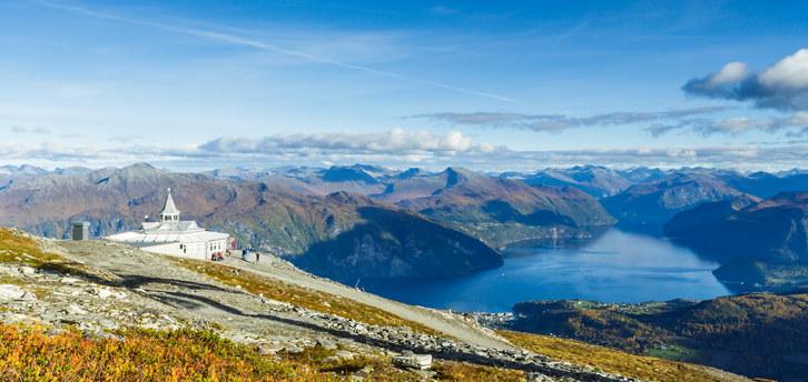 NHO Reiseliv Midt-Norge inviterer til bransjetreff i forbindelse med Stranda Porter & Stout Festival 26.-28. oktober.