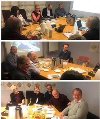 I dag møtte vi ferske stortingsbenken fra Østfold. Dette er noen av sakene vi tok opp med våre folkevalgte.