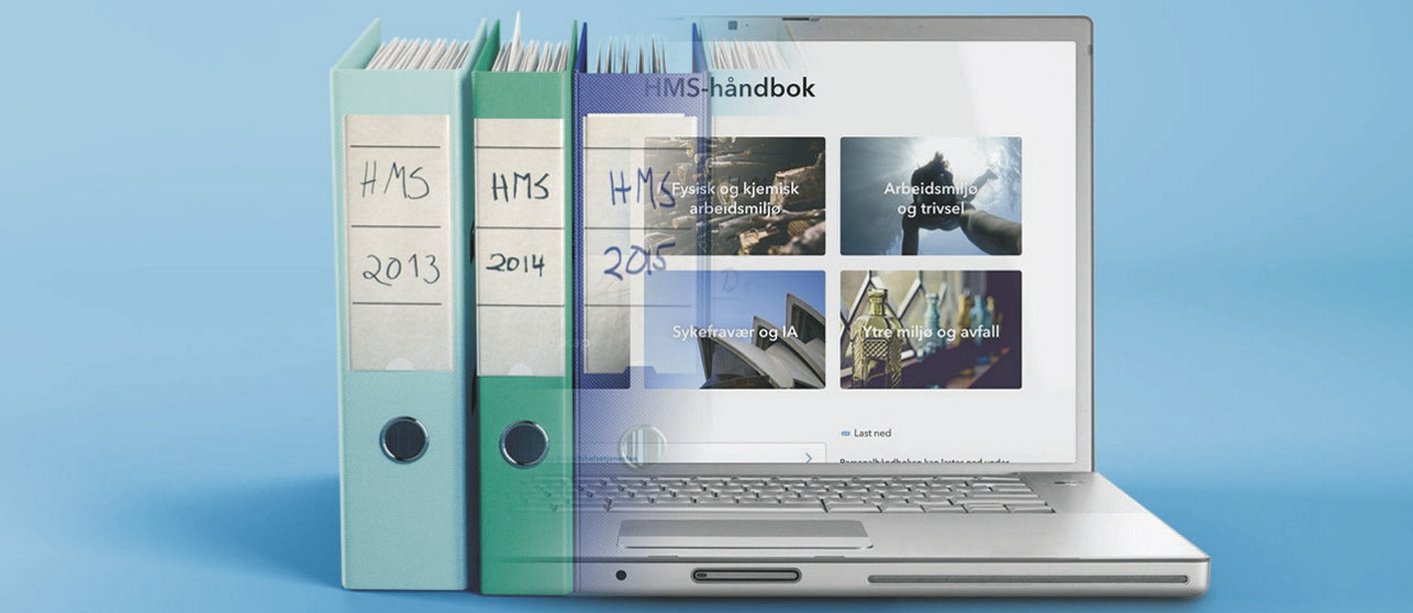 Digitale håndbøker
