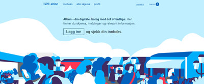 Altinn.no har lansert nye, oversiktlige nettsider. Sidene er enklere å bruke.