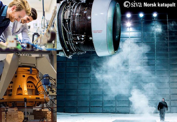 Sentrale industrimiljøer på Sørlandet er tatt opp i den nye ordningen Norsk katapult.