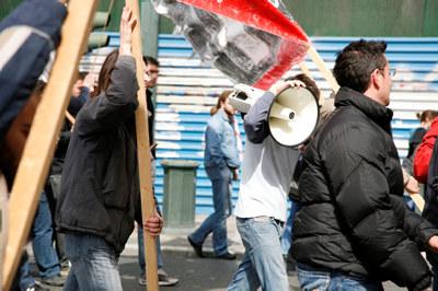Fem punkter du som bedriftsleder må vite om politisk streik.