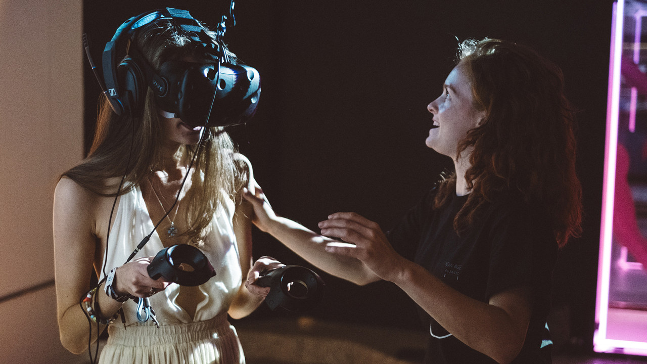Illustrasjonsfoto - Virtual Reality (VR)