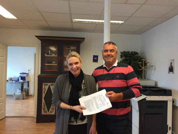 Bedriftene i Østfold er best i Norge på å gi en sjanse til de som står utenfor arbeidslivet. 137 av NHO Østfolds bedrifter er med i Ringer i Vannet, det står det respekt av!