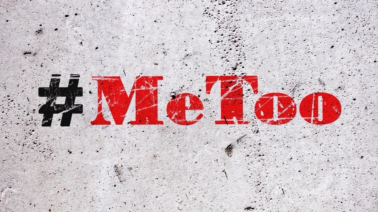 Illustrasjonsfoto #metoo-kampanjen.