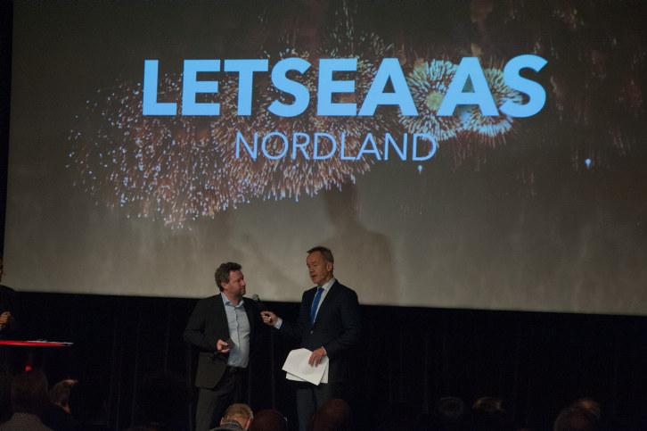 Prisvinner og NHO-medlem LetSea forsker på miljøvennlige løsninger for lakseoppdrett og holder til på øya Dønna i Nordland