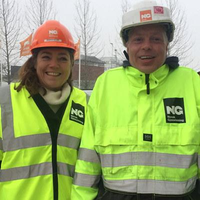 – Bruken av Ringer i Vannet-metoden må tidobles, slår NHO-sjef Kristin Skogen Lund fast. Nå ønsker hun at flere tar i bruk suksess-metoden.