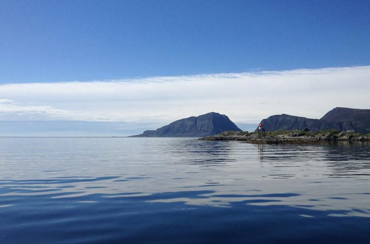 Herøyfjorden, illustrasjon