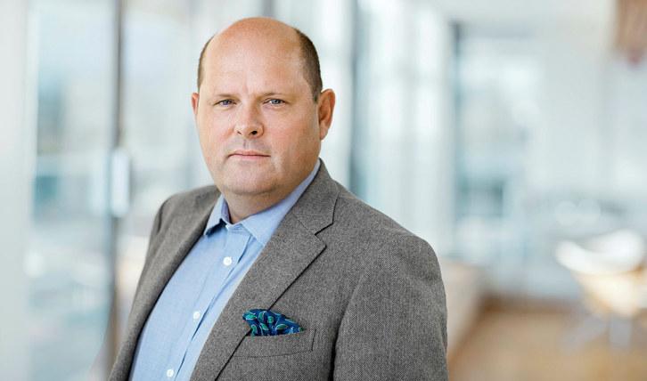 - Det er gode nyheter at ESA har funnet grunnlag for å følge opp vår klage, sier adm. direktør i NHO Mat og Drikke, Petter Haas Brubakk. Foto: NHO Mat og Drikke