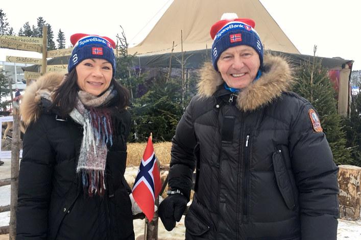 Bare fem år etter forrige gang, har Vang skiløperforening på Hamar igjen fått det ærefulle oppdraget med å være vertskap for folkefesten. Dette skaper et glødende engasjement i lokalt næringsliv!
