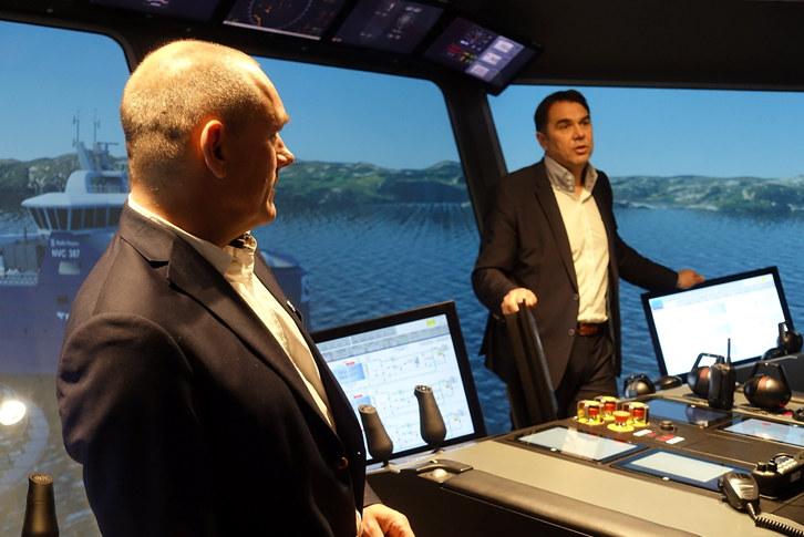 - Vi vil behandle laksen som cruiserederiene behandler passasjerene