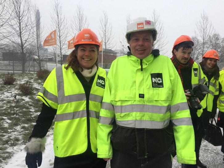 Mange av NHOs medlemmer er positive til å inkludere folk med hull i CV-en. - Verdien av å lykkes med dette er stor for både enkeltpersoner og samfunn, sier NHO-sjef Kristin Skogen Lund.