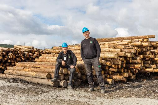 - Vår bransje har lange historiske tradisjoner, samtidig er vi også en veldig fremtidsrettet bransje med stort fokus på klima og miljø, sier konserndirektør i Kjeldstad Holding, Rune Johnsen. Kjeldstad er månedens bedrift i januar.