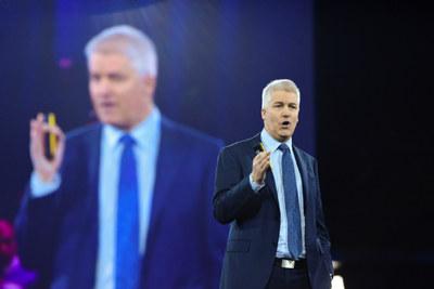 Øystein Dørum var på scenen under NHOs årskonferanse og snakket om at verdien av arbeid utgjør tre firedeler av Norges nasjonalformue. Her oppsummerer han budskapet i tre korte filmer.