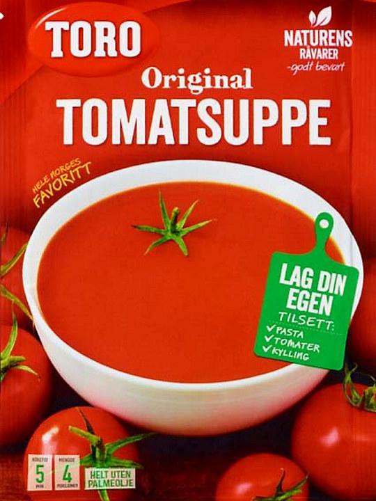 Produktbilde av Toro Tomatsuppe