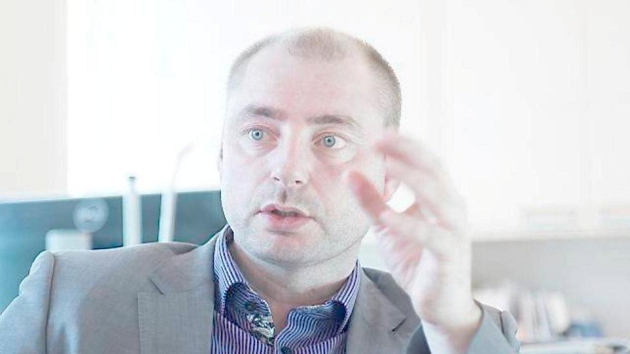 Arbeidsminister Robert Eriksson
