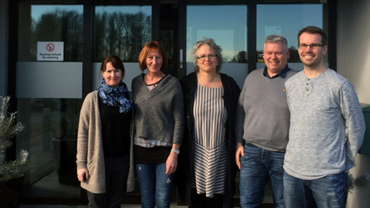 Tiltaksledere ved MjøsAnker ser fram til å bruke Læringsnettverket til å utvikle et godt AFT-tiltak.
