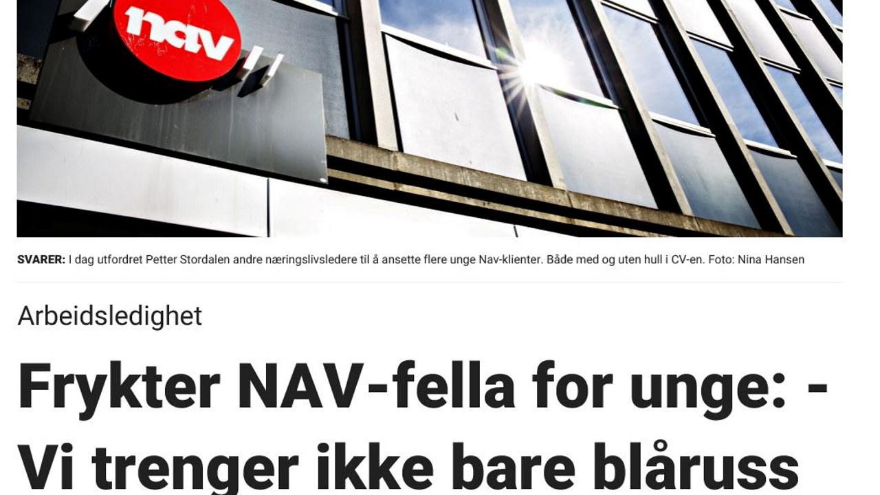 Faksimile Dagbladet