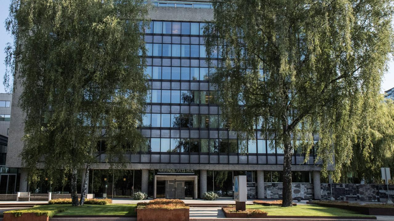Næringslivets Hus på Majorstuen i Oslo