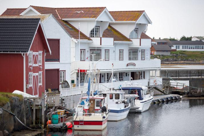 Smøla Brygge