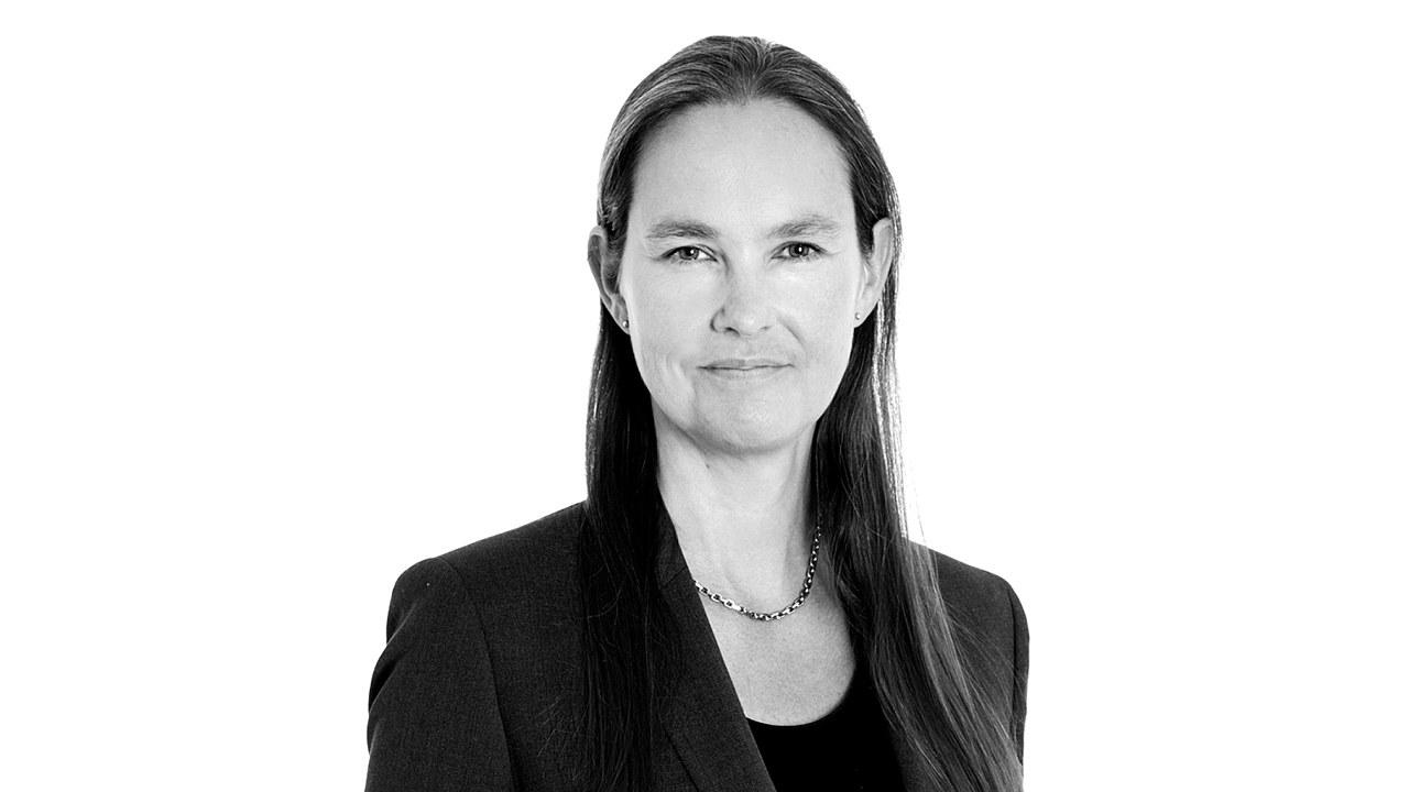 Partner Camilla AC Tepfers i analyse- og rådgivningsselskapet inFuture.