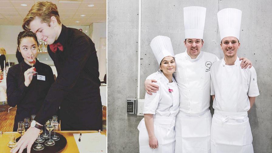 Nordisk mesterskap for kokk- og servitørlærlinger 2018