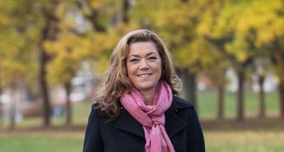 NHO-sjef Kristin Skogen Lund skal i høst gjennomføre sjefskurset til Forsvarets høgskole. Viseadm. direktør Ole Erik Almlid vil fungere som NHO-sjef i perioden.