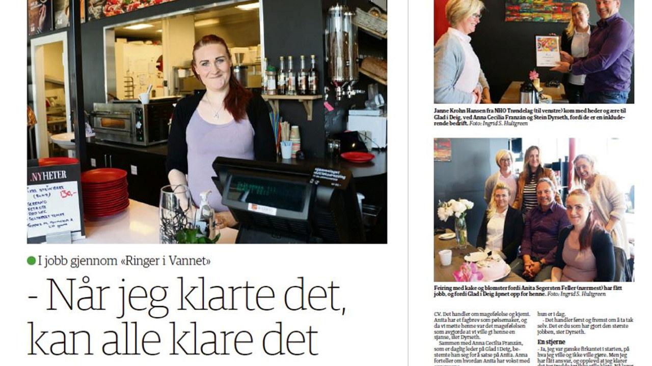 Faksimile Sør Trøndelag