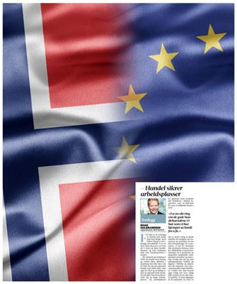 Få land er så avhengig av handel med andre land som Norge, og få fylker i Norge er så avhengig som Østfold. Vi er en liten, åpen økonomi, som har alt å vinne på åpne handelskanaler og tette relasjoner med våre handelspartnere i verden.