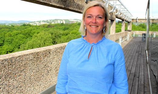 Tone Grindland (42) blir ny regiondirektør for NHO Rogaland.