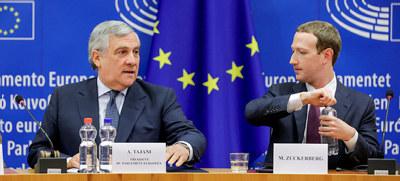 Denne veka har det vore Facebook-høyring i Europaparlamentet, Brexit-møte i EØS-rådet, EU slår tilbake mot Amerikanske sanksjonar og Europakommisjonen seier ja til gjenbruk av vatn og nei til engangsplastikk.