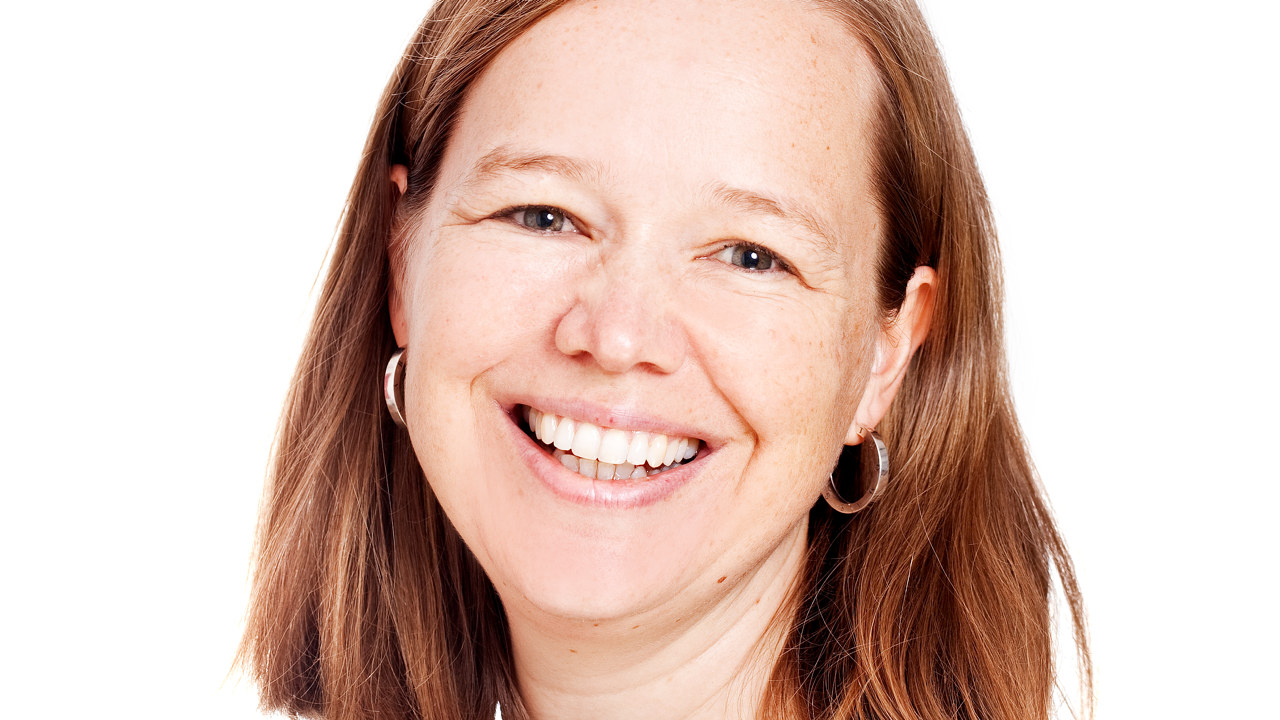 Administrerende direktør Kristin Flornes i IRIS. Foto: IRIS