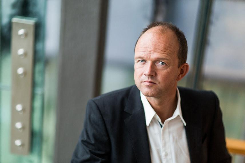 Ole Erik Almlid, viseadministrerende direktør i NHO.