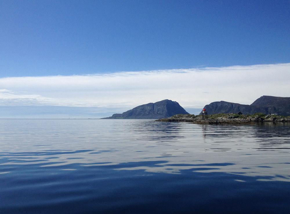 Herøyfjorden Norge