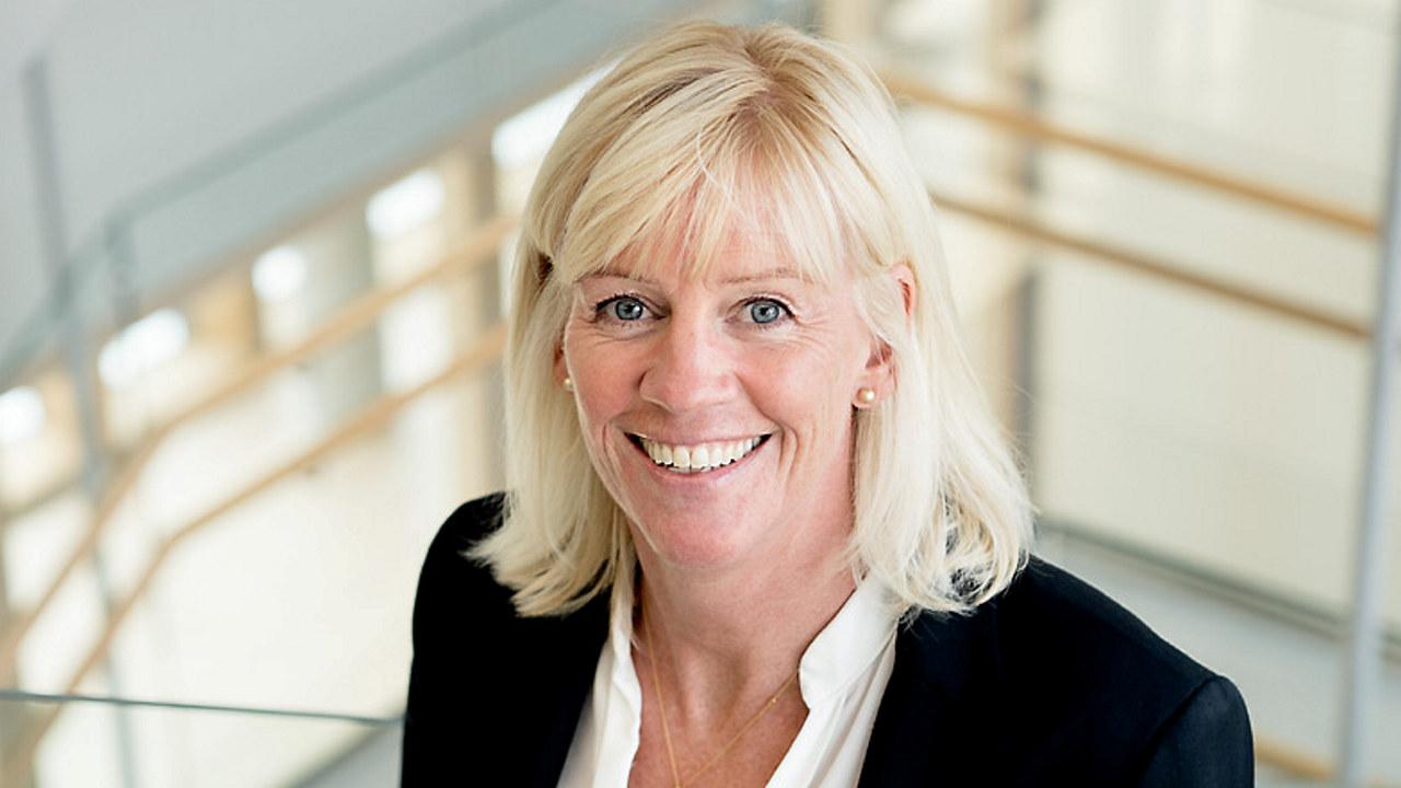 Portrett Karin Stensmyren Monsen, Consulting Manager EMEA i DNV GL Digital Solutions.