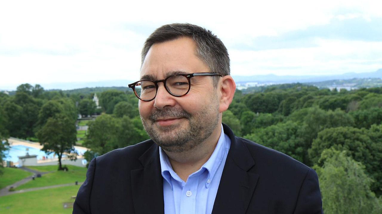 Kenneth Stien, direktør i bransjeforeningen Arbeid & Inkludering