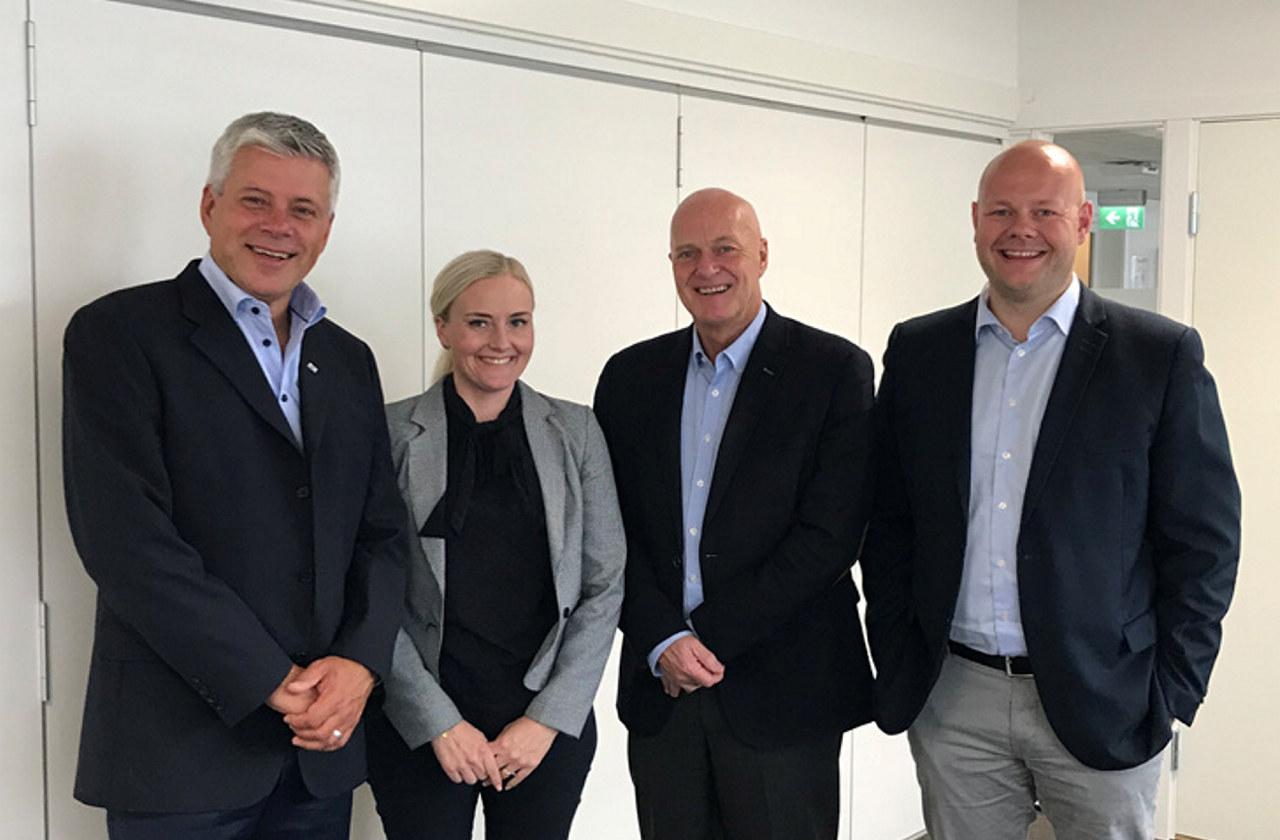 Samarbeid mellom NHO Reiseliv Innkjøpskjeden og Knif Innkjøp