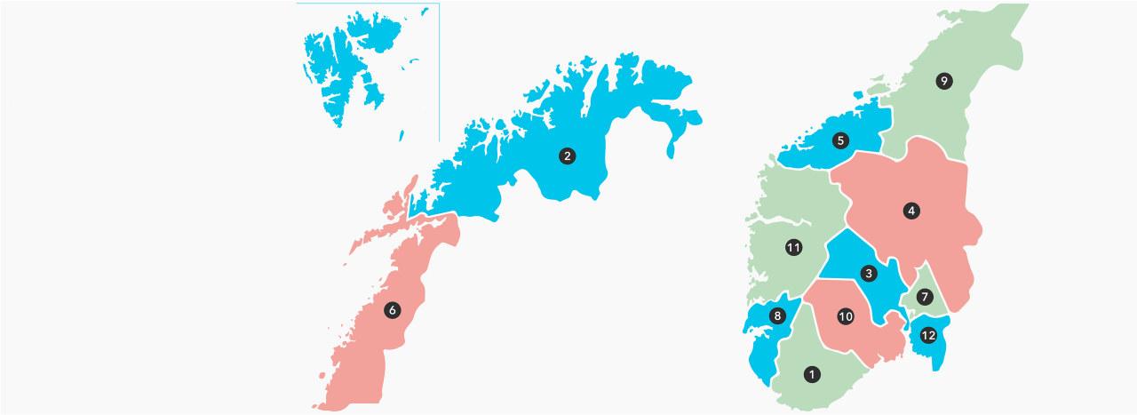 NHO regionkart